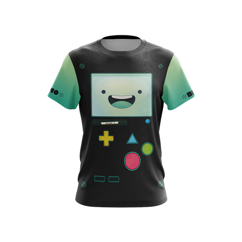 Image of Adventure Time BMO Style Unisex 3D T-shirt