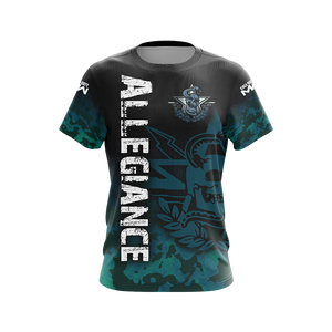 Allegiance - Call of Duty Modern Warfare Unisex 3D T-shirt