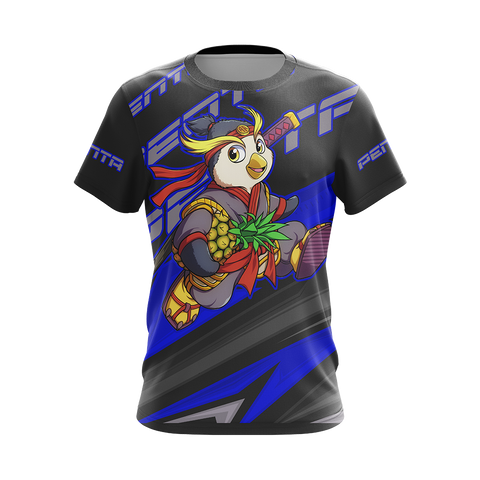 Crash Bandicoot Penta Penguin Unisex 3D T-shirt