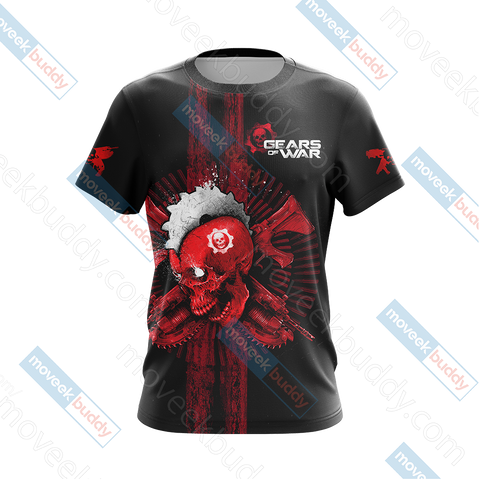 Image of Gears Of War New Style Unisex 3D T-shirt