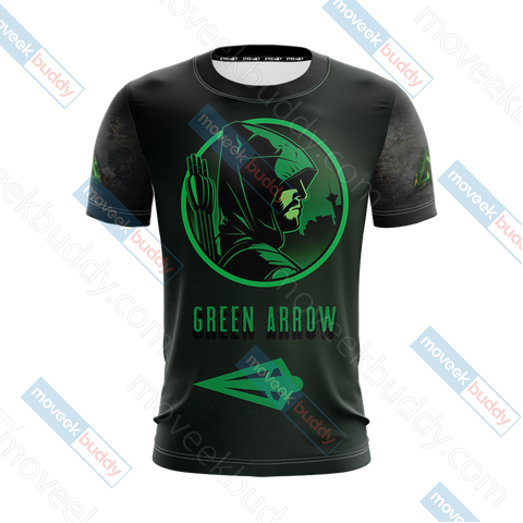 Image of Arrow Oliver New Unisex 3D T-shirt