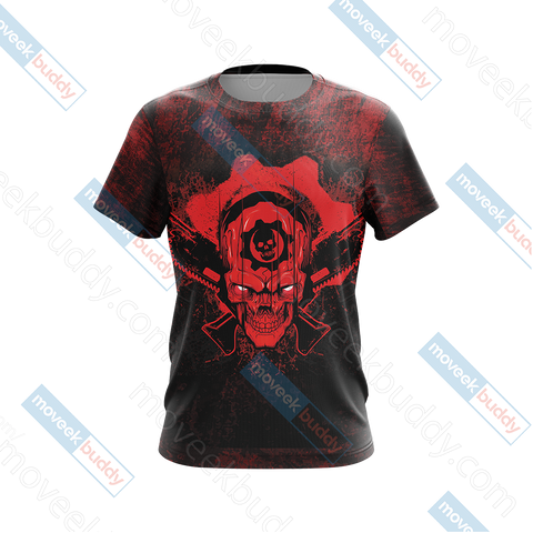 Image of Gears of War New Look Unisex 3D T-shirt