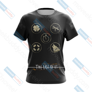 The Last of Us New Style Unisex 3D T-shirt
