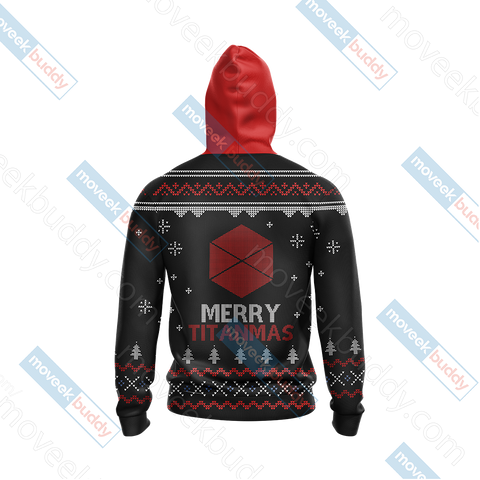 Image of Destiny Version 2 Winter Style Unisex 3D Hoodie