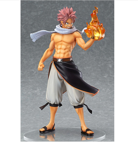 Image of Fairy Tail Natsu Action Figure Toys