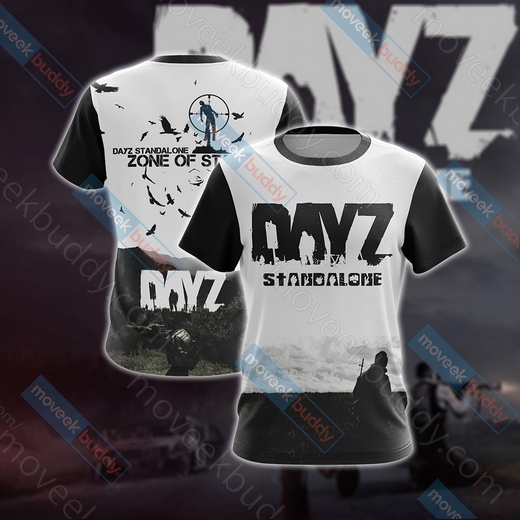 DayZ (video game) Unisex 3D T-shirt