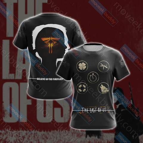 Image of The Last of Us New Style Unisex 3D T-shirt