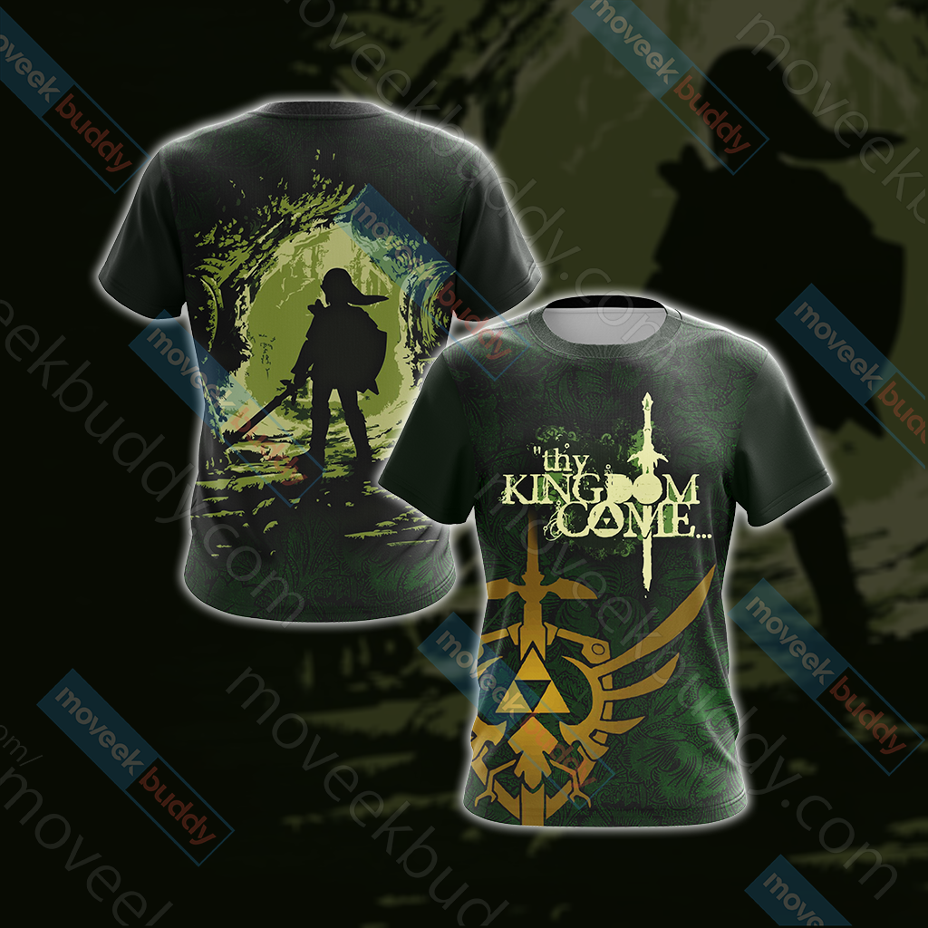 The Legend of Zelda New Collection Unisex 3D T-shirt