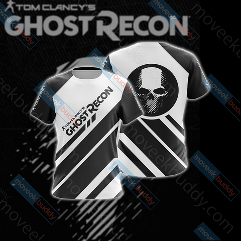 Tom Clancy's Ghost Recon Unisex 3D T-shirt