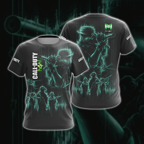Image of Call Of Duty New Unisex 3D T-shirt