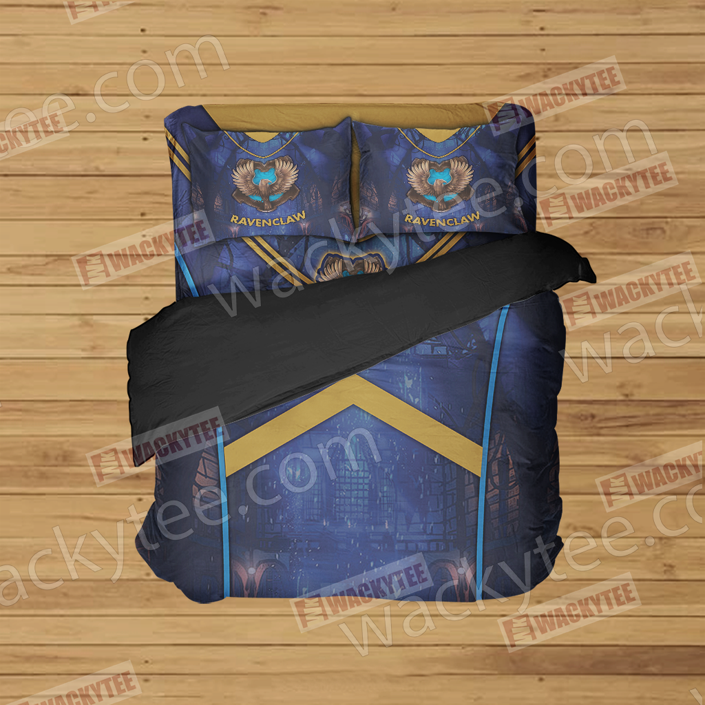 Hogwarts Harry Potter - Ravenclaw House New Version Bed Set