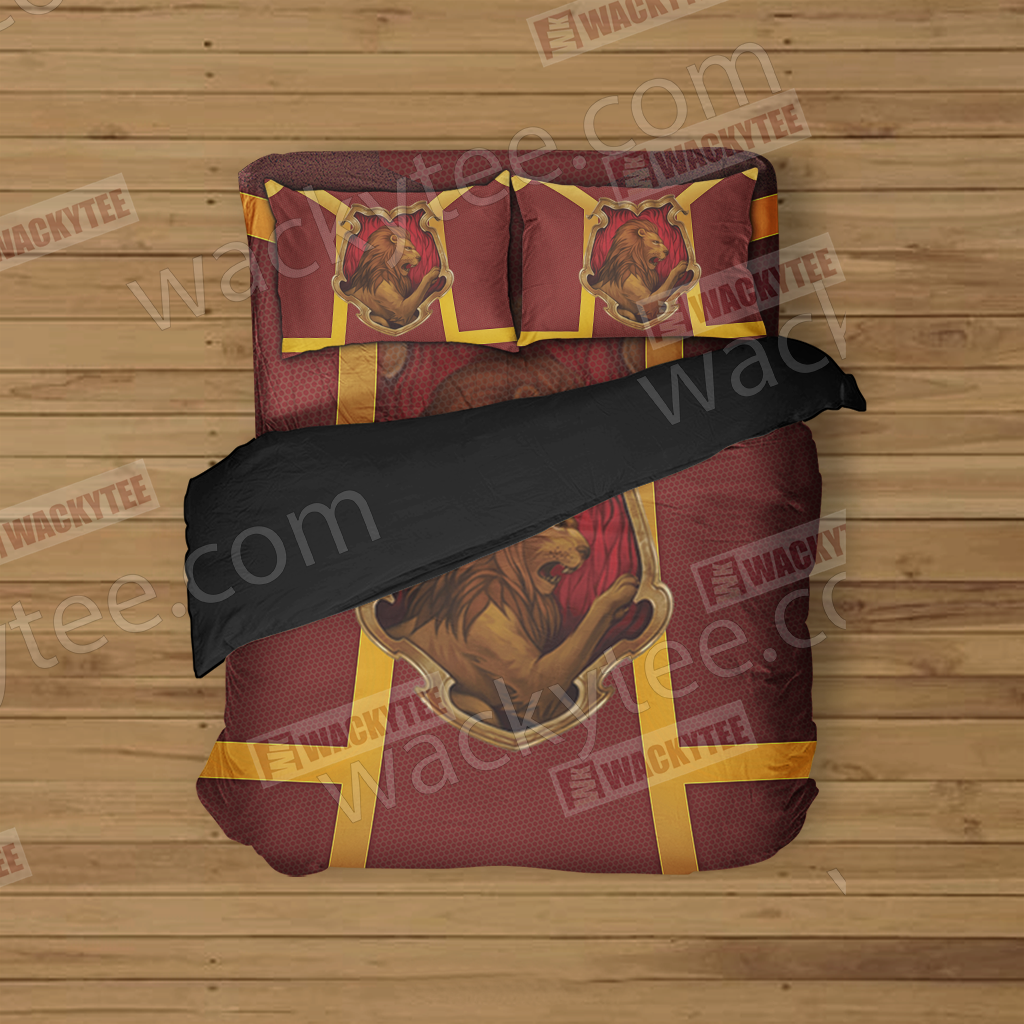 Harry Potter - Gryffindor Bed Set