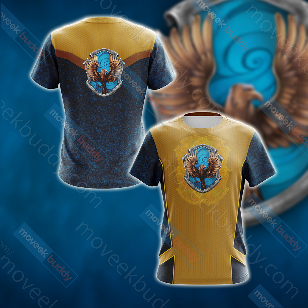 Harry Potter - Ravenclaw Edition New Style Unisex 3D T-shirt