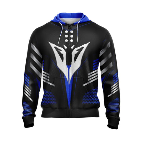 Image of Destiny - House of Wolves New Look Unisex Zip Up Hoodie
