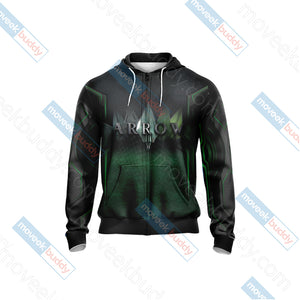 Arrow New Unisex Zip Up Hoodie Jacket