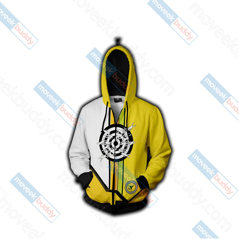 Persona 4 Unisex Zip Up Hoodie Jacket