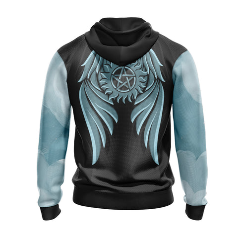 Image of Supernatural Unisex 3D Zip Up Hoodie