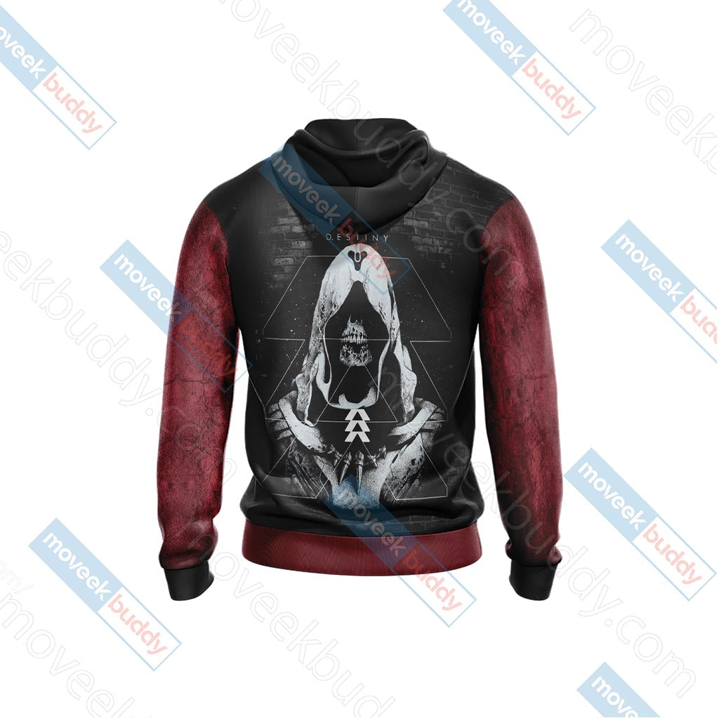 Destiny 2 - Hunter New Unisex Zip Up Hoodie Jacket
