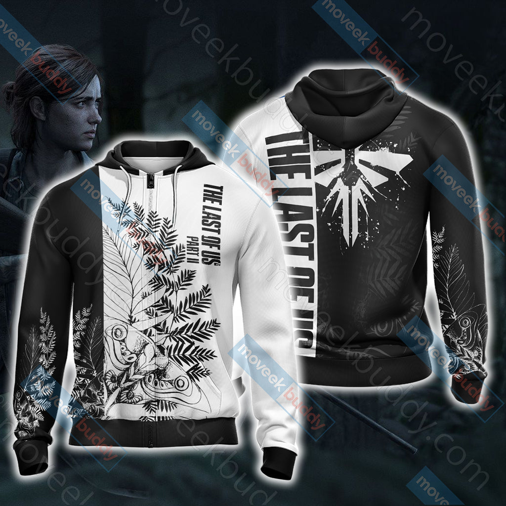 The last of Us - Ellie Unisex Zip Up Hoodie