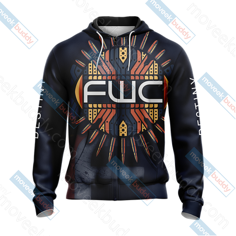 Image of Destiny - FWC New Collection Unisex Zip Up Hoodie