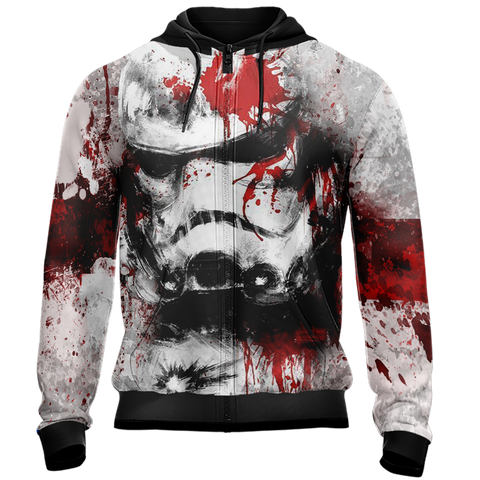 Star Wars: The Empire Unisex Zip Up Hoodie