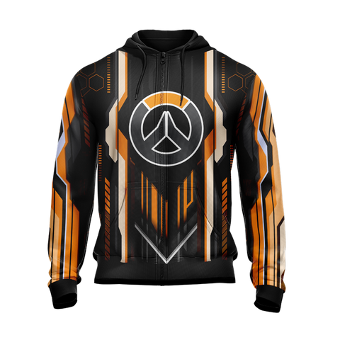 Overwatch - The Cavalry's Here Unisex Zip Up Hoodie