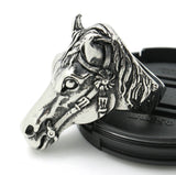 Special Head Horse Ring