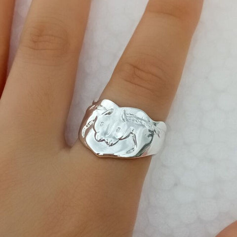 Couple Horse Ring