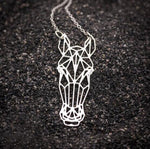 Special Head Horse Necklace