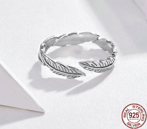 The Two Feather Ring