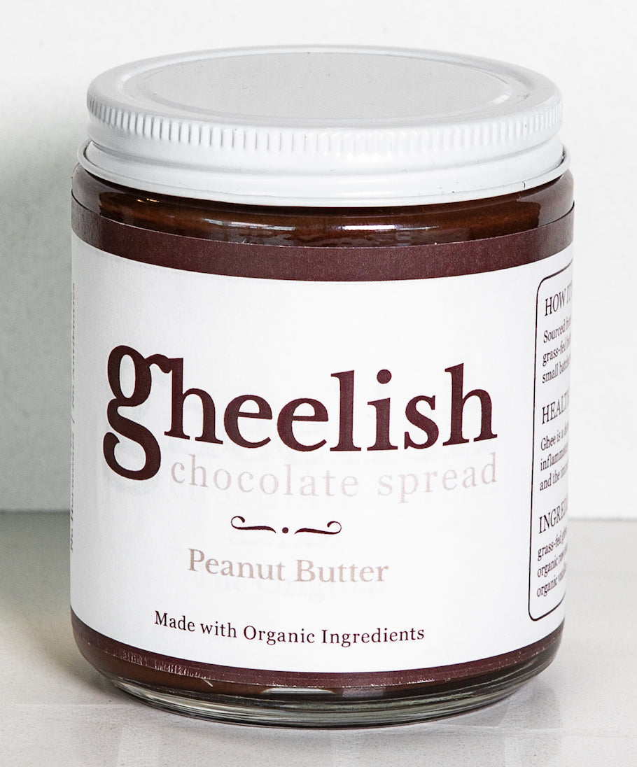 Chocolate Peanut Butter Ghee