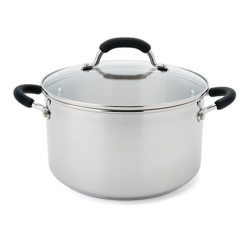 RACO CONTEMPORARY S/S STOCKPOT 24CMS/5.7LT