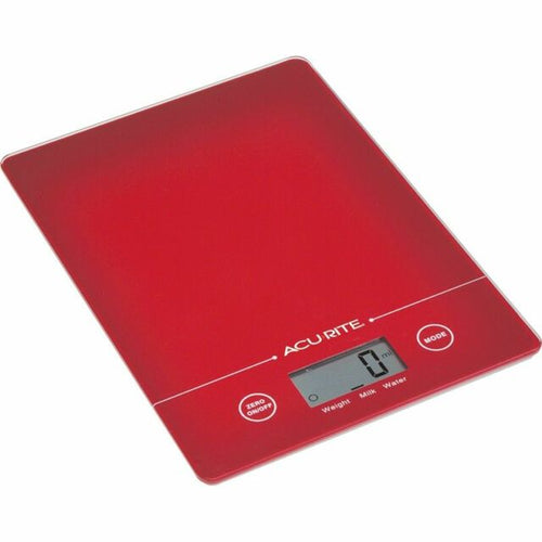 ACURITE SLIM LINE DIGITAL SCALES 1G/5KG