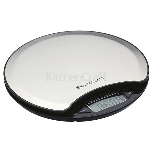 MC ELECTRONIC ROUND DUAL SCALE 5KG GIFT BOXED