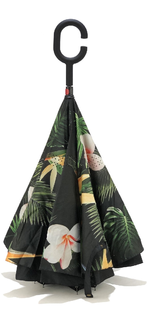 IOCO REVERSE UMBRELLA - TROPICAL