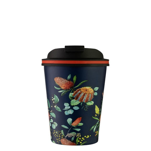 AVANTI GO CUP 280ML NATIVES NAVY