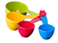 AVANTI RIBBED MEASURING CUPS PRIMARY