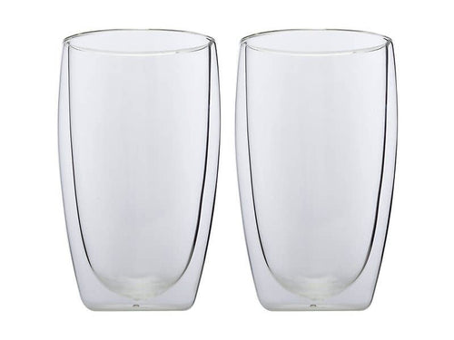 MW BLEND DOUBLE WALL CUP 450ML SET OF 2 GIFT BOXED