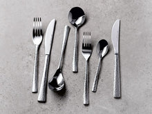Load image into Gallery viewer, MAXWELL & WILLIAMS WAYLAND HAMMERED CUTLERY SET 36PC GIFT BOXED