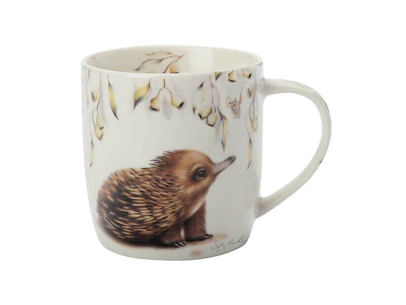 MW SALLY HOWELL MUG 340ML ECHIDNA GIFT BOXED