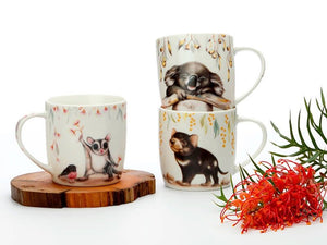 MW SALLY HOWELL MUG 340ML KOALA GIFT BOXED