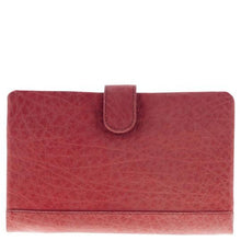 Load image into Gallery viewer, GABEE KADINA LEATHER WALLET - RED