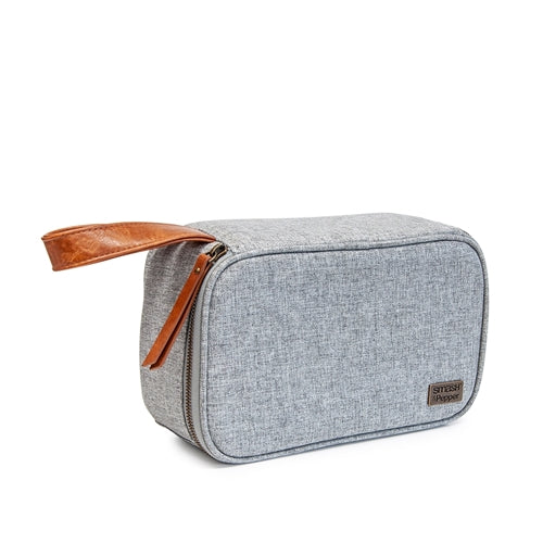 SMASH AND PEPPERLUNCH BOX INSULATED GREY