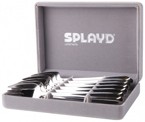 SPLAYD LUXURY S/S MIRROR 6PC