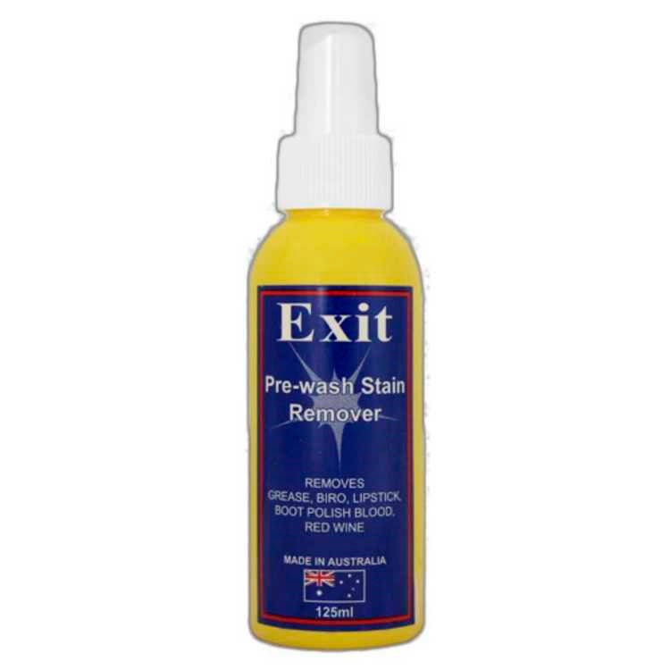 EXIT SPRAY STAIN REMOVER