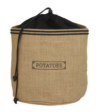 Load image into Gallery viewer, POTATO SACK D24X18CM NAT