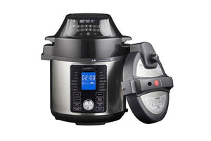 MASTERPRO ULTIMATE ALL IN ONE MULTI COOKER AND AIRFRYER