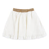 Dae Ecru Skirt by Pale Cloud - Flying Colors Baby