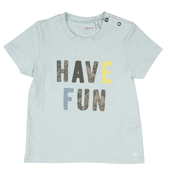Army Have Fun Tee by IKKS