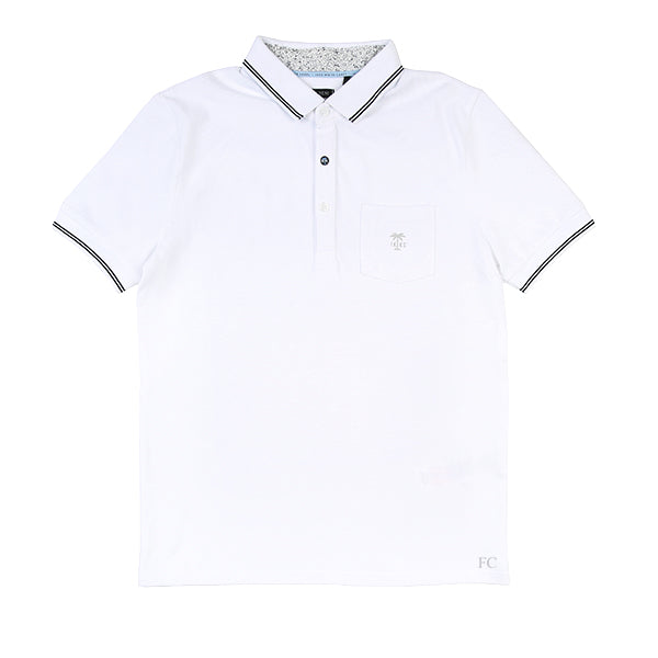White Polo by IKKS